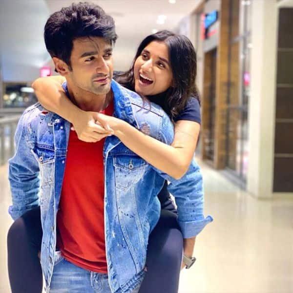 Kanika Mann and Nishant Singh Malkani