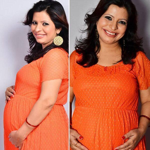 रोशन भाभी उर्फ जेनिफर मिस्त्री (Jennifer Mistry) ने फ्लॉन्ट किया बेबी बंप