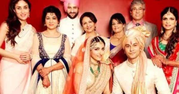 These THROWBACK pics by Saba Ali Khan from Saif Ali Khan, Soha Ali Khan and other Pataudi family weddings are - Bollywood Life