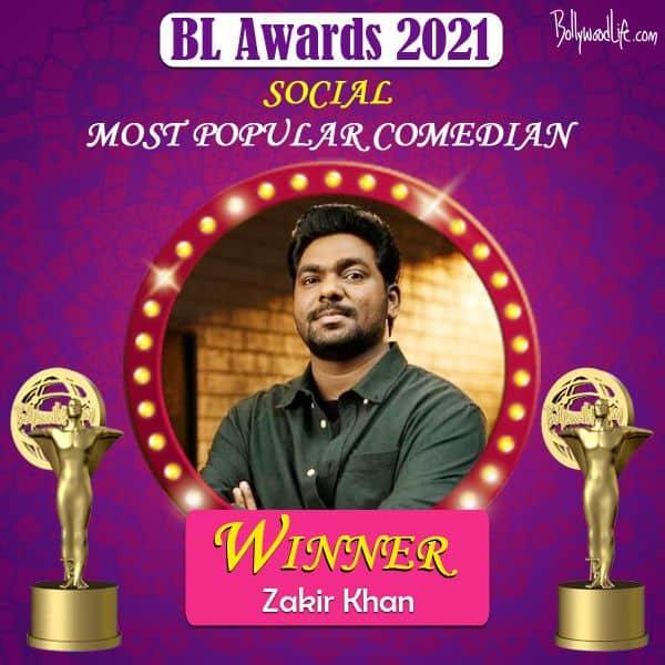 Most Popular Comedian