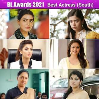 Bollywoodlife Awards 2021 Best Actress (South): Sammantha Akkineni, Rashmika Mandanna या फिर  Pooja Hegde, किस एक्ट्रेस ने छेड़े आपके दिल के तार? वोट करके दें अपना जवाब