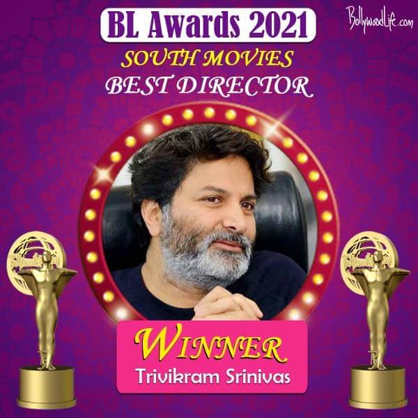 Best Director - Trivikram Srinivas for Ala Vaikunthapurramuloo