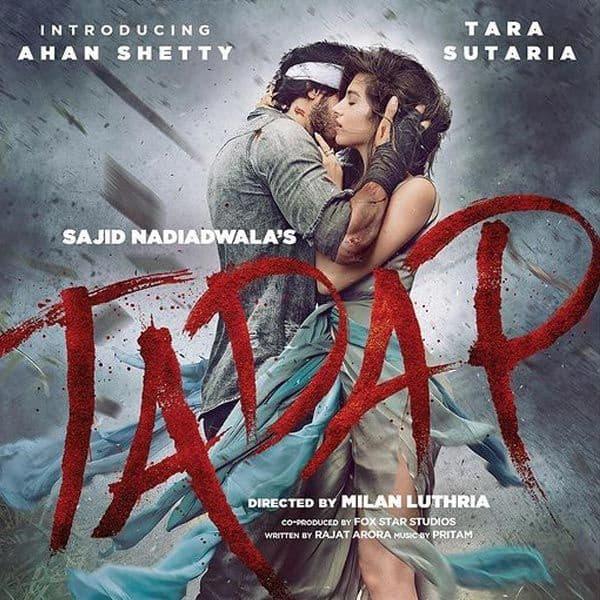 तडप: सुनील शेट्टी के बेटे अहान शेट्टी की पहली फिल्म तारा सुतारिया के साथ थी जो इस तारीख को रिलीज होगी