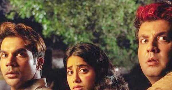 This Rajkummar Rao-Janhvi Kapoor-Varun Sharma starrer doesn't do justice to Stree's horror universe