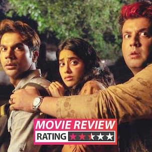 Roohi movie review: This Rajkummar Rao-Janhvi Kapoor-Varun Sharma starrer doesn't do justice to Stree's horror universe