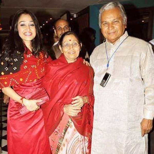 जब अपने परिवार के साथ दिखीं दिशा वकानी (Disha Vakani)