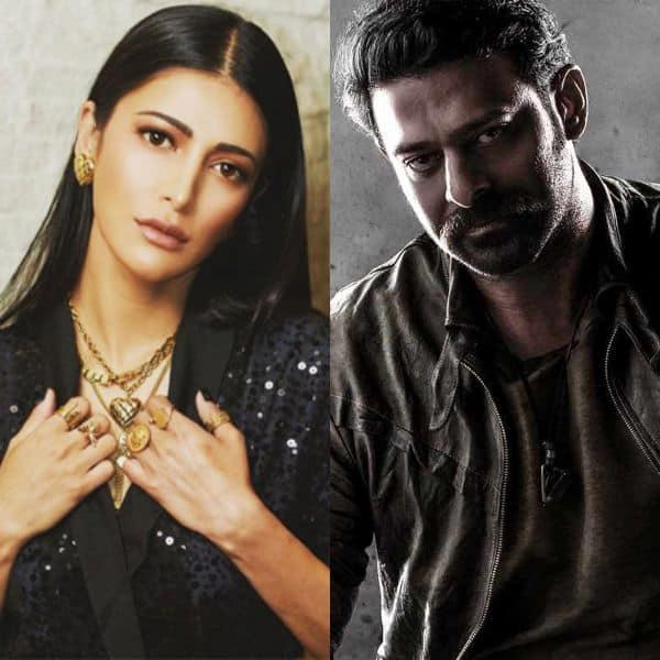 Shruti Haasan and Prabhas' pairing