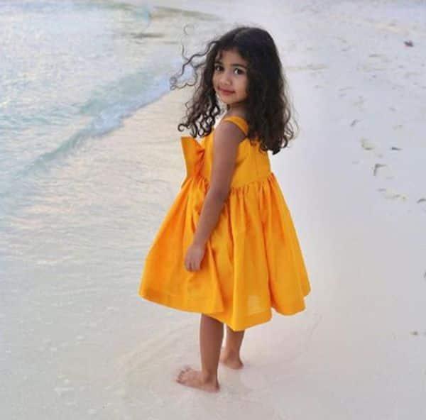 Allu Arha's adorable pic