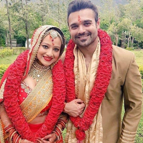 धूमधाम से हुई थी मदालसा शर्मा (Madalsa Sharma) की शादी