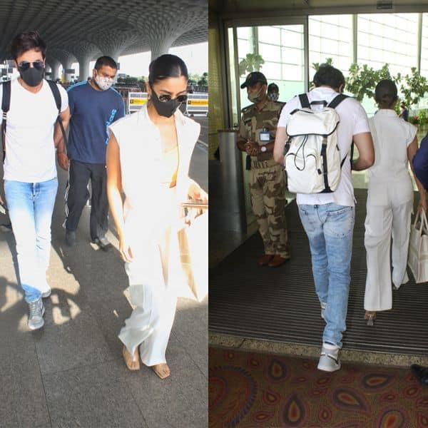 आलिया भट्ट (Alia Bhatt) को फॉलो करते दिखे रणबीर (Ranbir Kapoor)