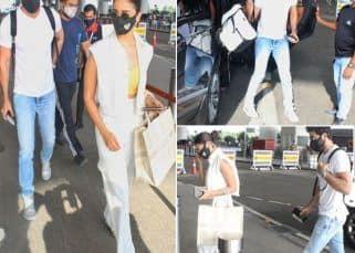 Alia Bhatt और Ranbir Kapoor ने कोरोना से ठीक होते ही पकड़ी मालदीव की फ्लाइट, क्यूट कपल साथ बिताएगा छुट्टियां