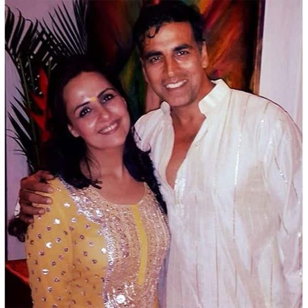 लाइमलाइट से दूर रहती हैं अक्षय कुमार की बहन अल्का