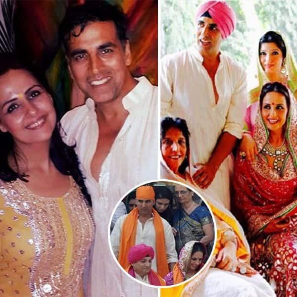 अक्षय कुमार की बहन अल्का की शादी की तस्वीरें हुईं वायरल