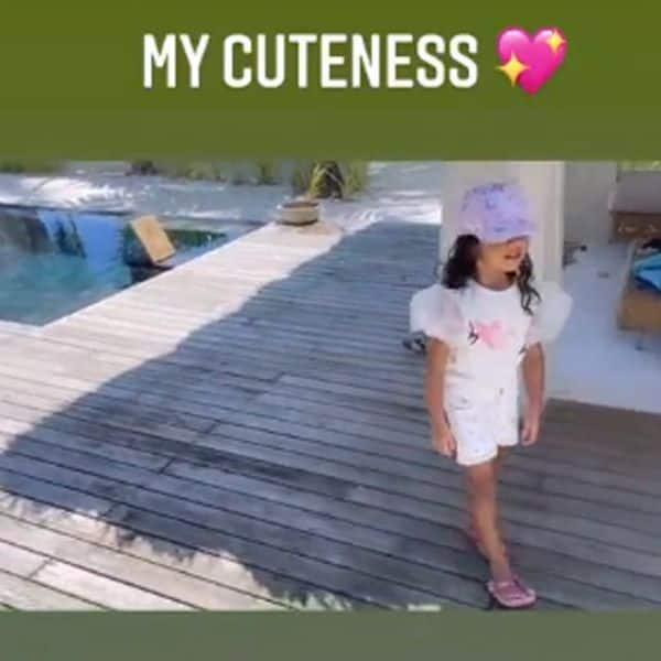 अल्लू अर्जुन ने क्लिक की बेटी अरहा की तस्वीरें