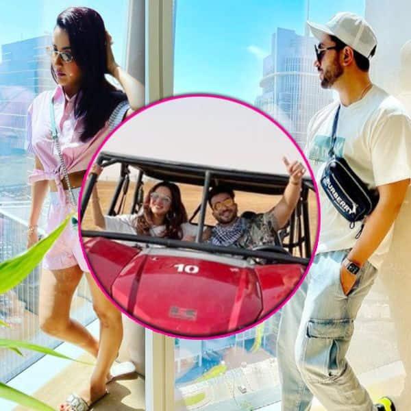 Aly Goni and Jasmin Bhasin's romantic vacation