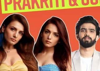 Singing twins Sukriti and Prakriti drop the scoop on collaborating with Amaal Malik for the desi version of Dua Lipa's superhit, Levitating [Exclusive]