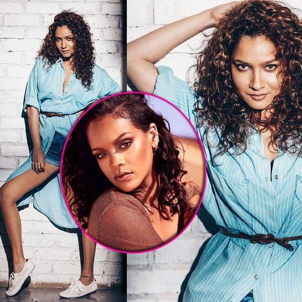 अंकिता लोखंडे (Ankita Lokhande) ने रिहाना (Rihanna) को दिया खुला चैलेंज
