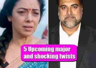 Anupamaa: बैक-टू-बैक आने वाले इन 5 धमाकेदार ट्विस्ट से बाकी शोज को फिर ठेंगा दिखाएंगे मेकर्स, जल्द होगी Ram Kapoor की एंट्री