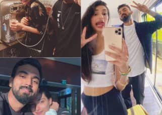 THESE pictures of lovebirds Athiya Shetty and KL Rahul are too adorable to miss
