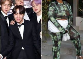 Who does Lizzo love among Jin, Suga, J-Hope, RM, Jimin, V, and Jungkook in BTS?