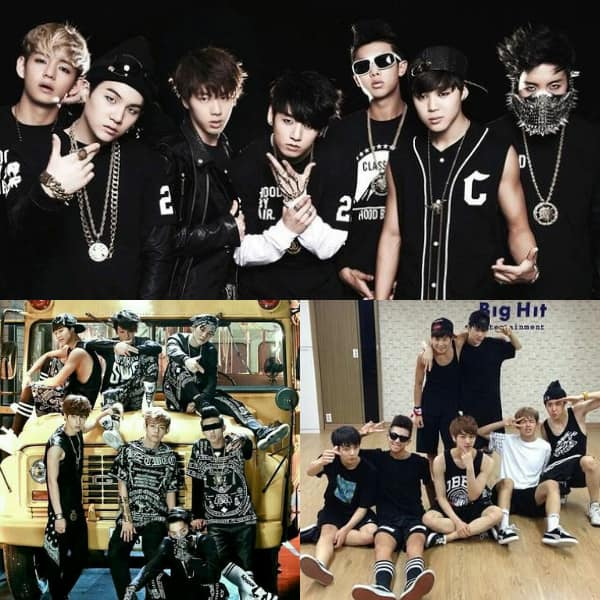 BTS 2013 throwback
