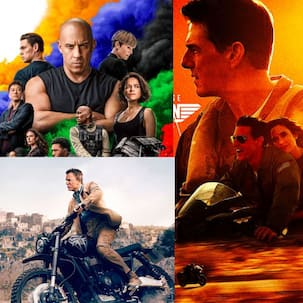 Fast & Furious 9, No Time to Die, Top Gun Maverick — 10 best action movies of 2021 from Hollywood to look forward to