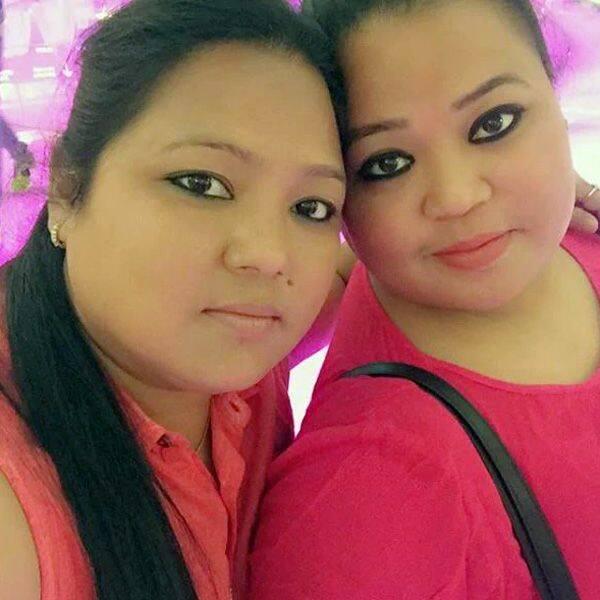 Bharti Singh-Pink Singh