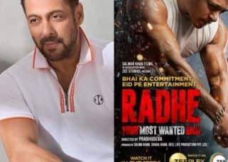 Salman Khan's Radhe Your Most Wanted Bhai to be the first Indian movie to have a simultaneous theatrical and OTT release — deets inside
