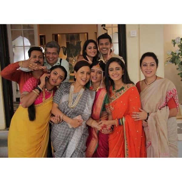 Ghum Hai Kisikey Pyaar Meiin cast