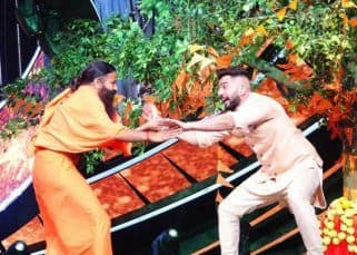 Indian Idol 12: Baba Ramdev brings all his quirks and acrobatic curves to the funniest episode yet of the reality how – view pics