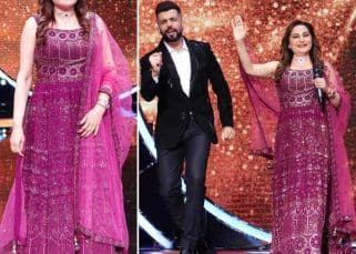 Indian Idol 12: Veteran actress and Bollywood's dancing diva, Jaya Prada, leaves everyone mesmerized on the upcoming episode – view pics