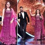 Indian Idol 12: La experimentada actriz y la diva del baile de Bollywood, Jaya Prada, dejan a todos fascinados con el próximo episodio - ver fotos