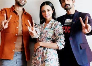 A Table For Two Season 2 Episode 4 Promo: Ira Dubey's latest guests Ravi Dubey and Abhishek Banerjee ensure a laugh riot as they share their wackiest secrets