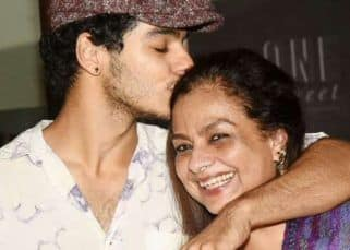 Ishaan Khatter shares a video of mom Neliima Azeem wanting chocolates; Mira Rajput reacts