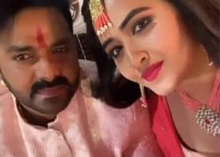 Pawan Singh ने Kajal Raghwani संग रचाई शादी!! Viral Video से फैंस के बीच मचा हड़कंप