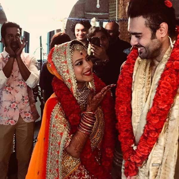 शादी के मंडप पर दिखा था मदालसा शर्मा (Madalsha Sharma) का चुलबुलापन