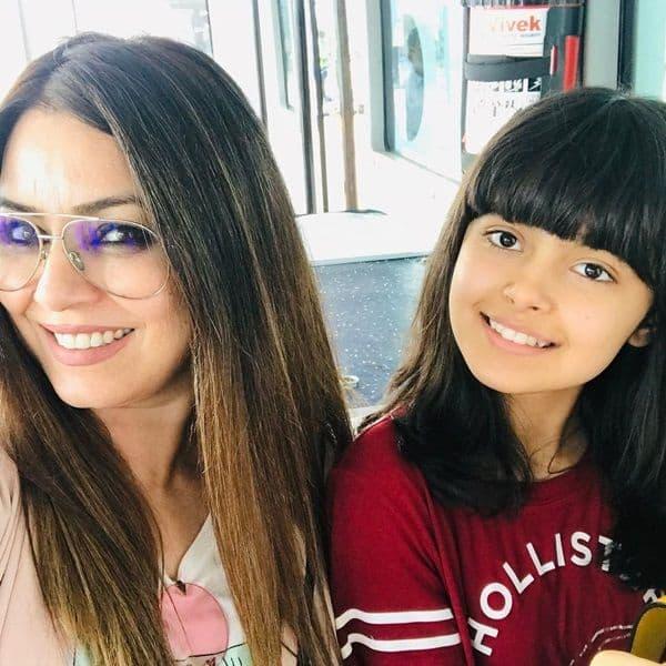 मां महिमा की तरह ही खूबसूरत हैं अरियाना
