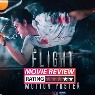 Flight movie review: Mohit Chadda's nail-biting action thriller will keep you on the edge of your seat