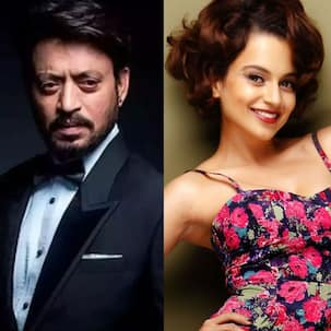 Throwback to when Irrfan Khan refused to work with Kangana Ranaut, and she took it as a compliment for THIS reason