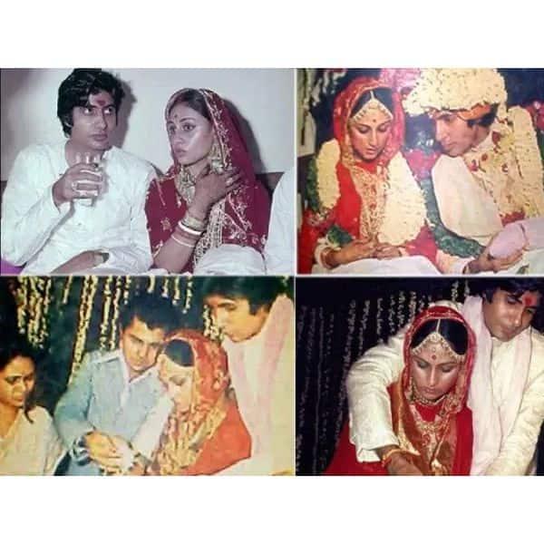 जब अमिताभ बच्चन संग शादी के बंधन में बंधी जया बच्चन