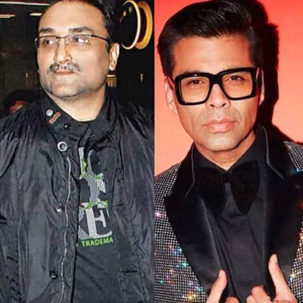 Karan Johar and Aditya Chopra
