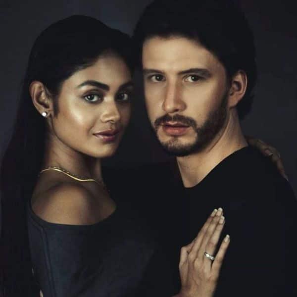 Sreejita De and Michael BP