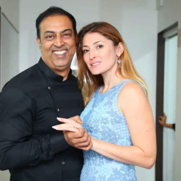 Vindu Dara Singh and Dina Umarova