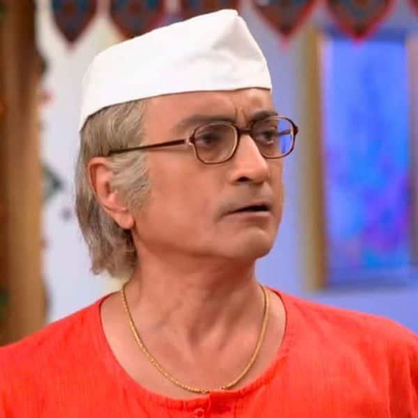 Amit Bhatt aka Champak Lal