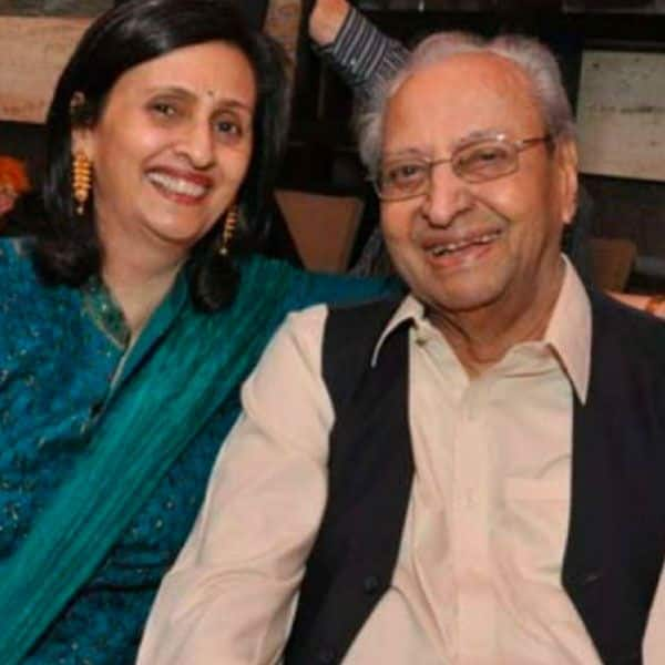 Pran and Pinky Sikand
