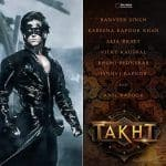 Takht, Krrish 4, Aankhen 2 and more: Bollywood movies which have been on the backburner for a long time
