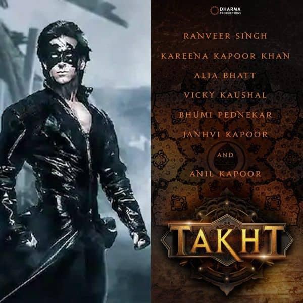Takht, Krrish 4 और Aankhen 2 सहित ये फिल्में हुईं बंद