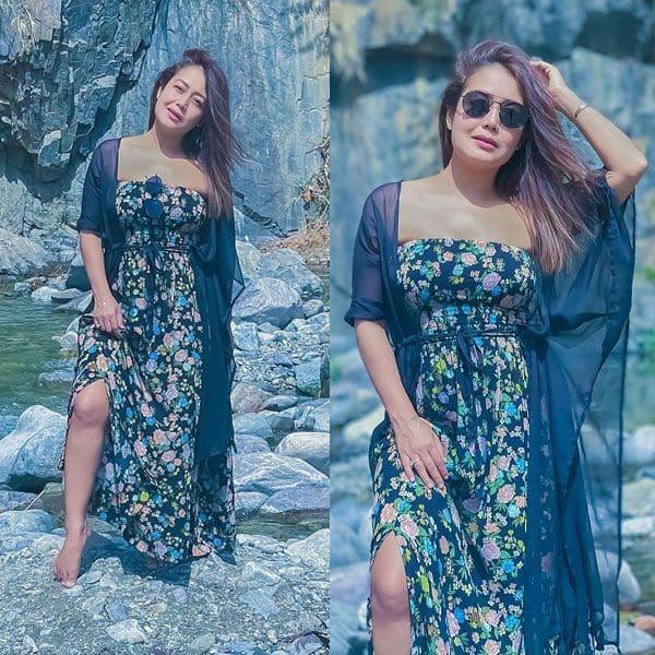 Neha Kakkar looks ravishing in these pictures
