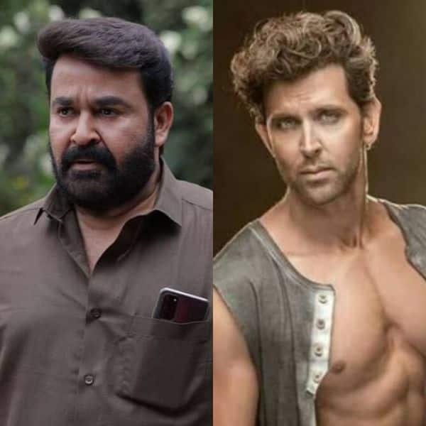 Mohanlal (Rs 64.5 crore) vs Hrithik Roshan (Rs Rs 58.73)