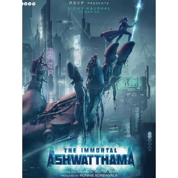 The Immortal Ashwatthama